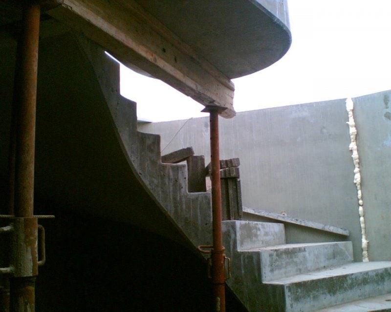 Haus mit Pool in Winningen - Bauphase 5