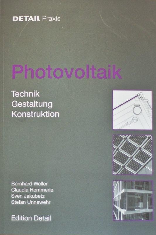Detail: Photovoltaik