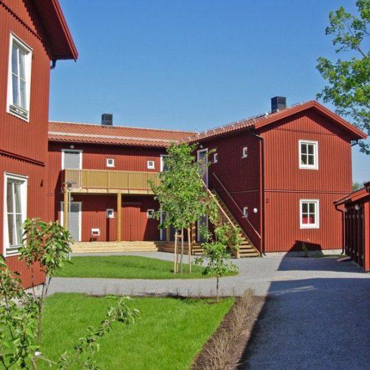 Ny skorBoKlok in Orebro, Schweden