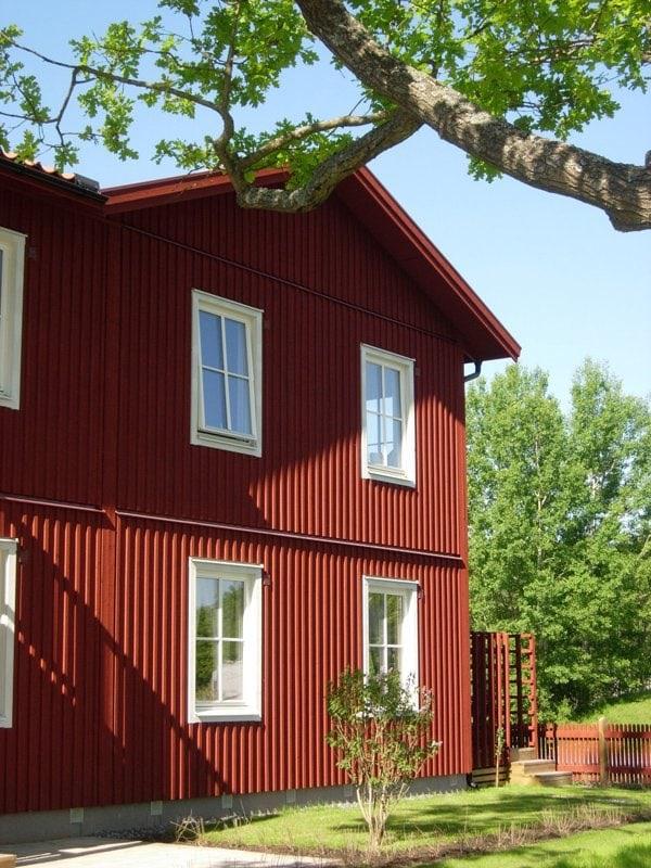 BoKlok in Orebro, Schweden