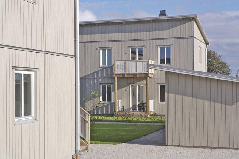BoKlok in Stavstensudde, Schweden