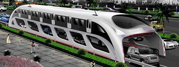 3D Express Coach Buses