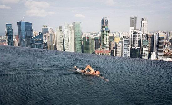 skypark swimming pool