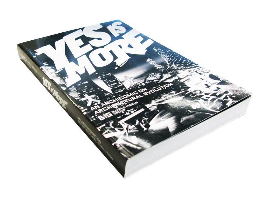 YES IS MORE COVER