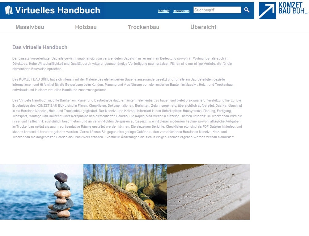 Handbuch elementiertes Bauen