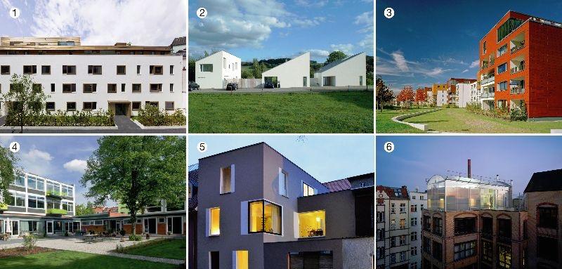 Architektur Preis Zukunft Wohnen 2012