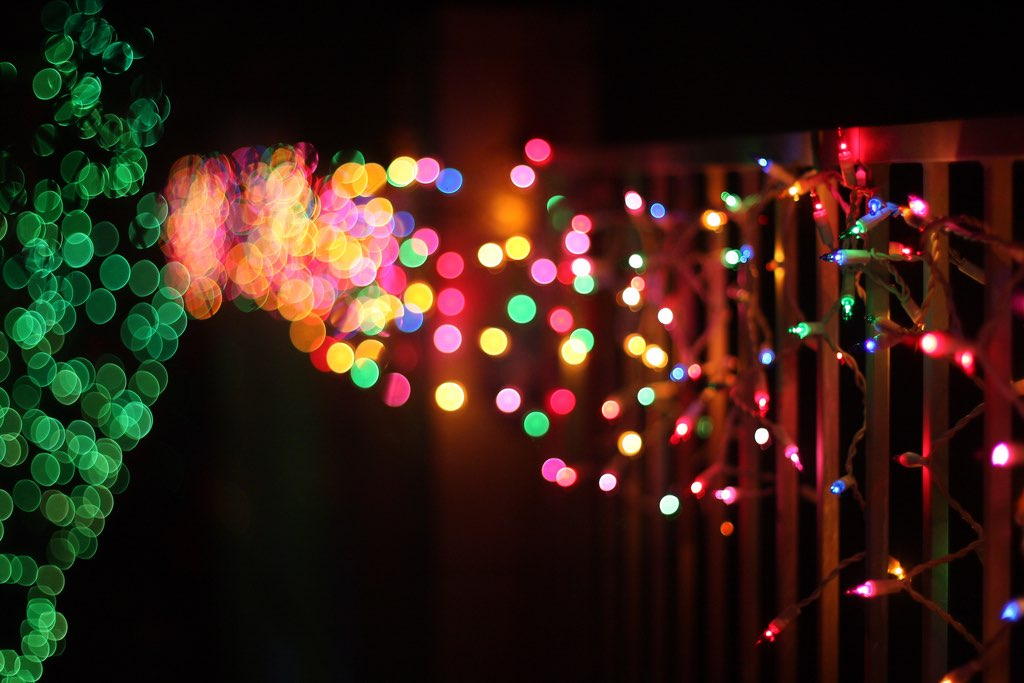 Flickr: Kevin Dooley's picture: The magic of Christmas bokeh