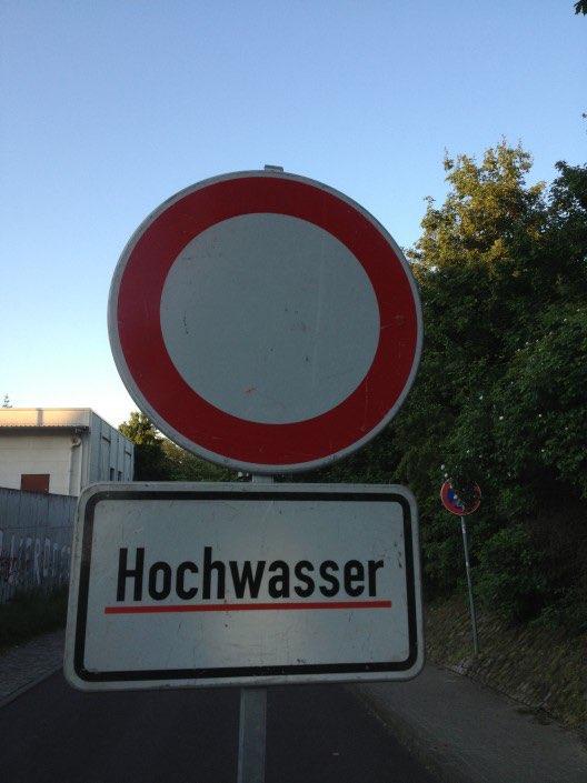 Stopp Hochwasser