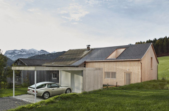 Haus Feurstein - Innauer Matt Architekten