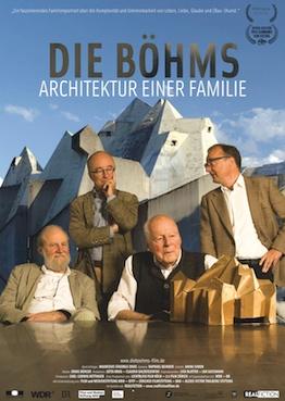 Filmplakat - Die Böhms Architektur einer Familie