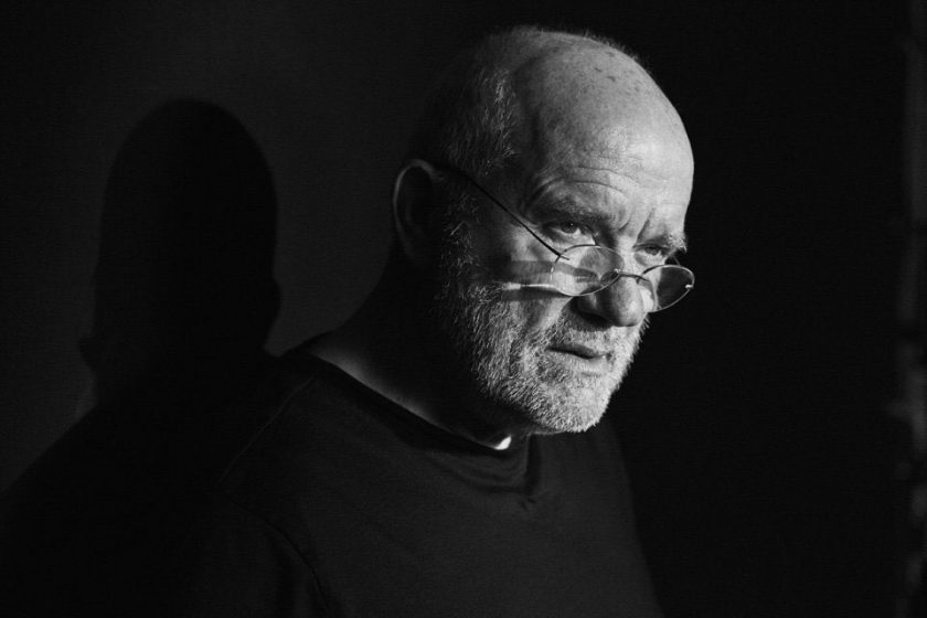 Peter Lindbergh, London, May 2016, copyright Stefan Rappo