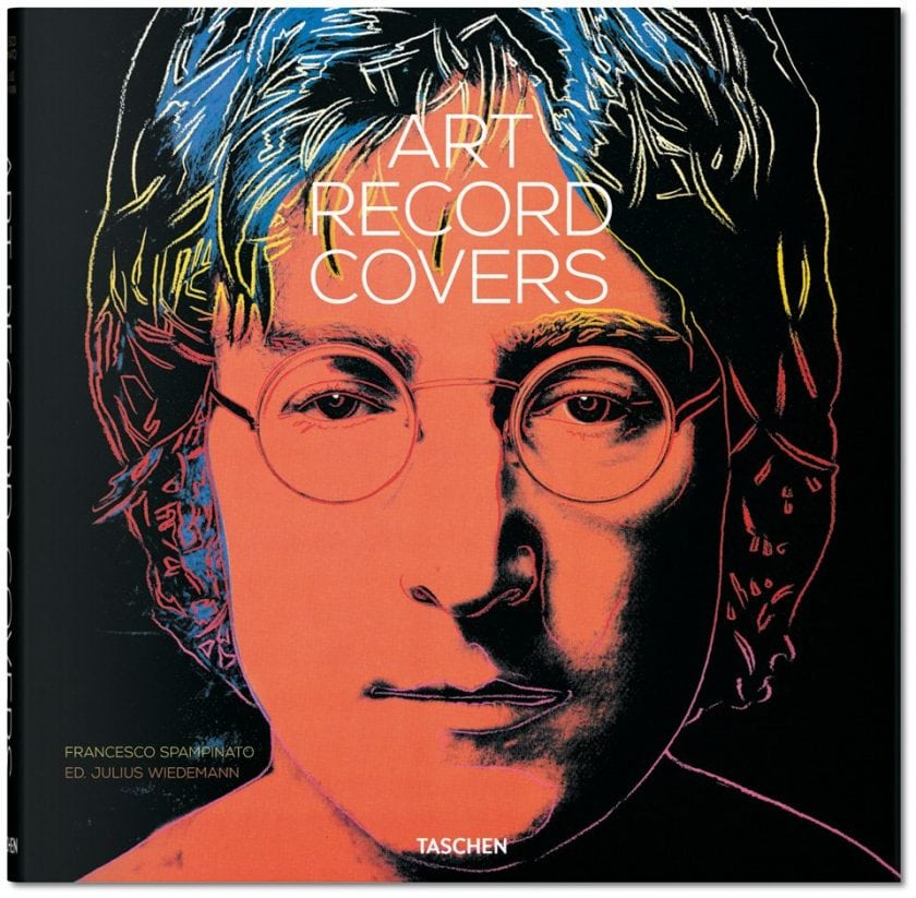 Art Record Covers Francesco Spampinato Hardcover, 29,3 x 29,3 cm, 448 Seiten € 49,99