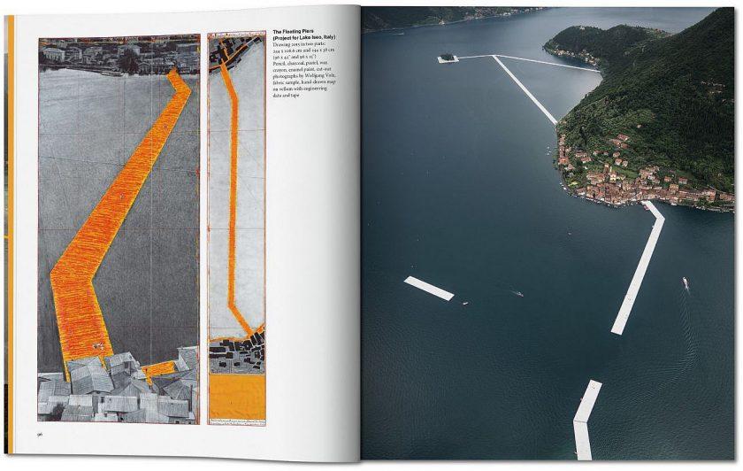Auszug aus dem Buch Floating Piers