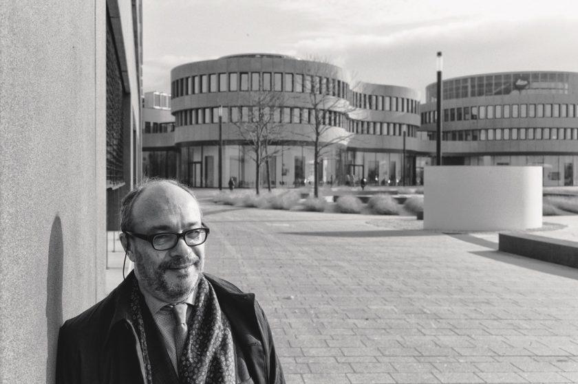 Dr. Andreas Kaufmann, Mehrheitseigentümer und Aufsichtsratsvorsitzender der Leica Camera AG