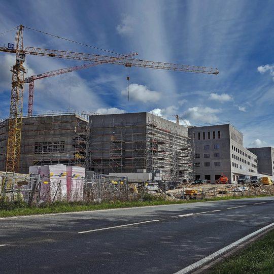 Bauabschnitt III April 2017 im Leitz-Park