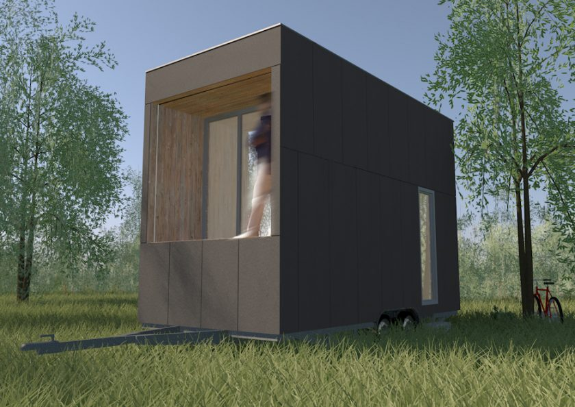 Tiny House Diekmann Studie