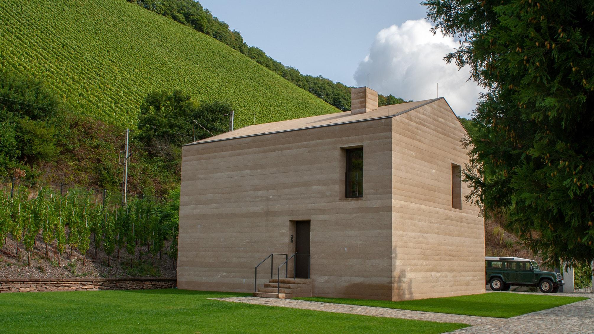 Remise des Weingutes Cantzheim