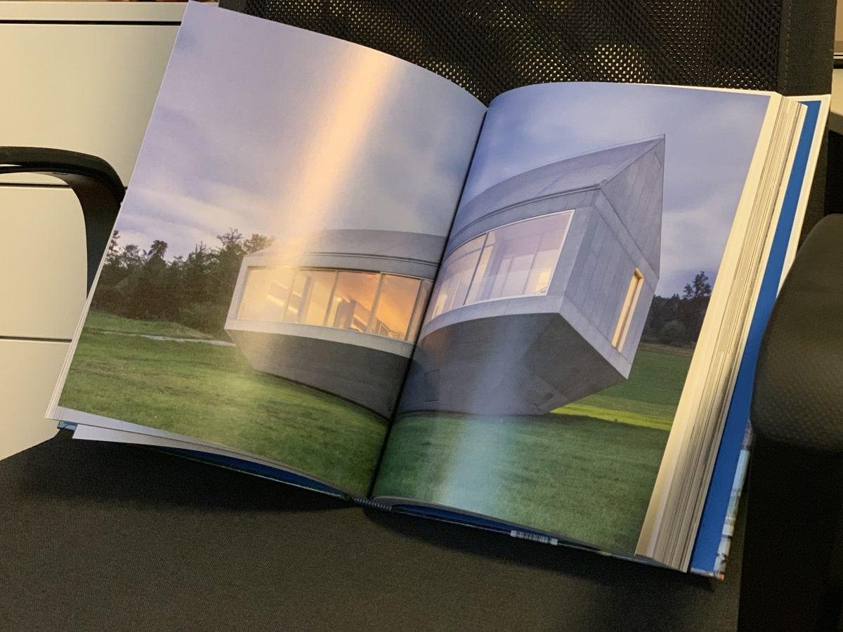 Doppelseite Architetcs Houses
