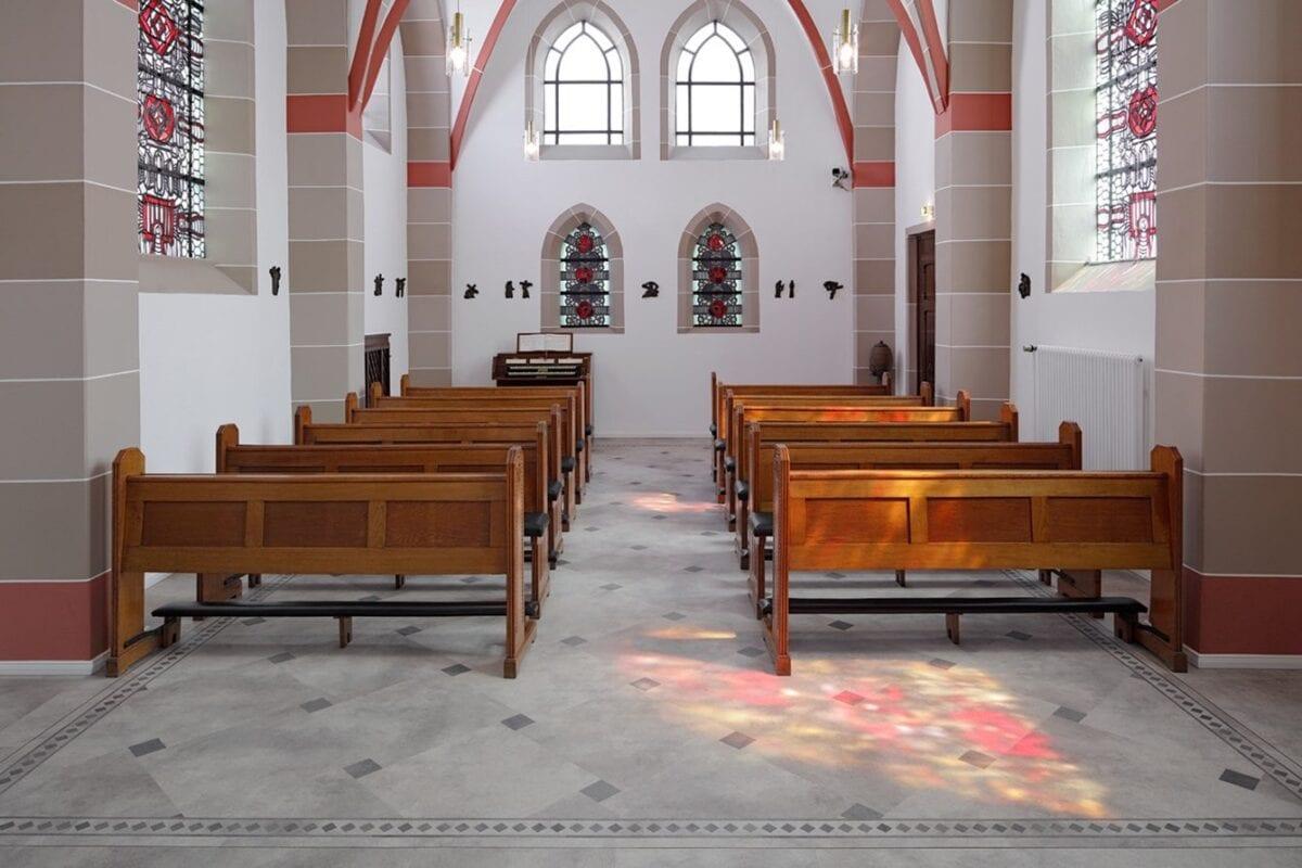 Die Kapelle des Helenenstifts Hennef/Sieg