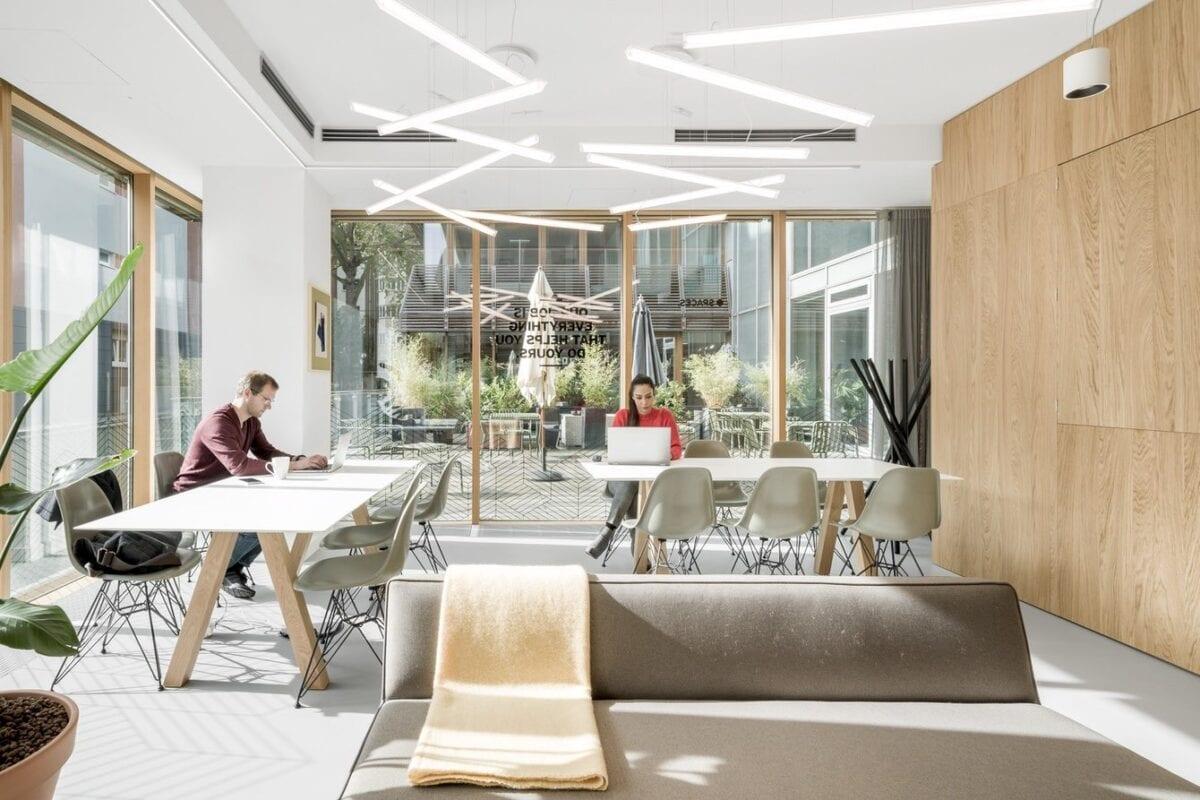 Spaces Kennedydamm 5370 Düsseldorf Germany Business Club